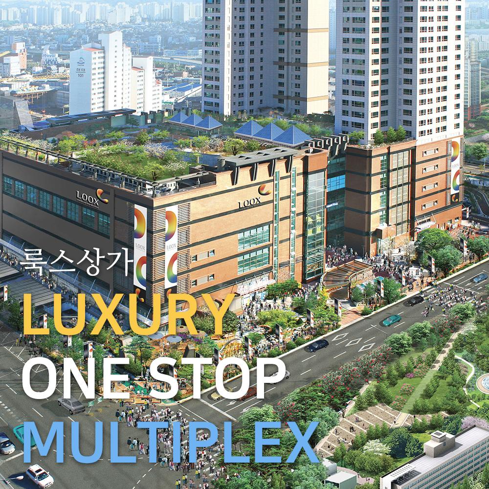 LUXURY ONE STOP MULTIPLEX